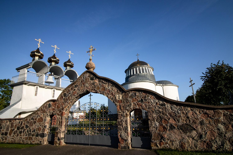 Cerkiew w Jałówce atrakcje Podlasia